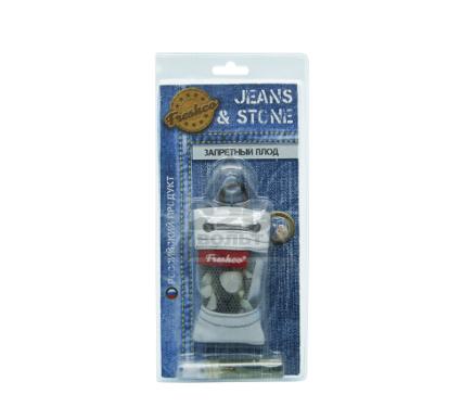 Ароматизатор FRESHCO jeans&stone JST-01
