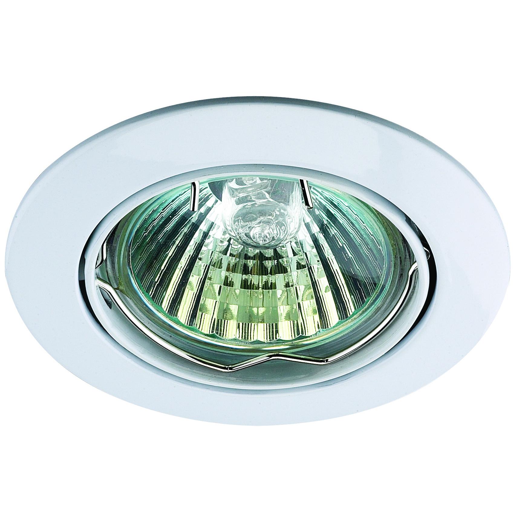 Светильник встраиваемый Novotech Crown nt09 152 369100
