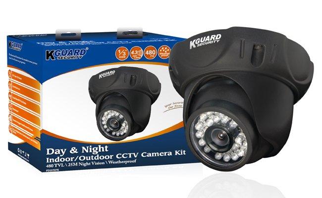Камера видеонаблюдения Kguard Fd237epk купол от 220 Вольт