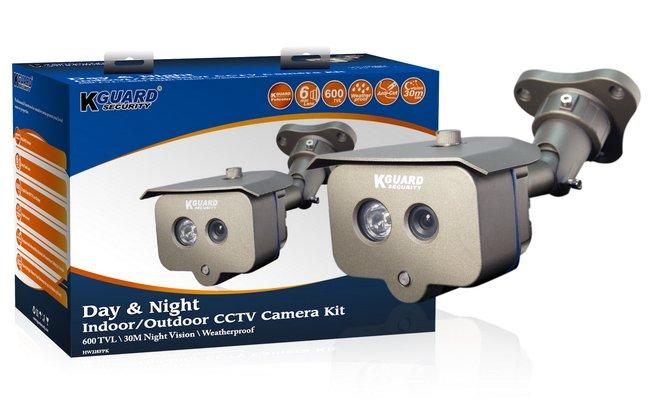 Камера видеонаблюдения Kguard Hw228fpk пуля от 220 Вольт