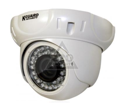 Купить Камера видеонаблюдения KGUARD VD405EPK купол, системы видеонаблюдения