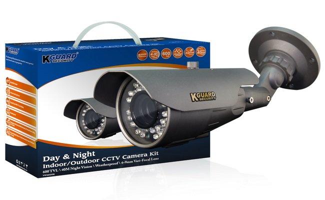 Камера видеонаблюдения Kguard Vw325dpk пуля от 220 Вольт