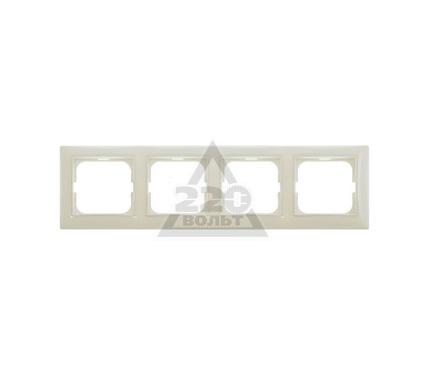 Рамка ABB Basic 55 2514-92