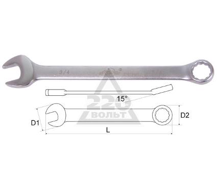 Ключ гаечный комбинированный 19х19 AIST 010124AS