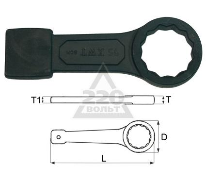 Ключ гаечный накидной 60мм AIST 021260A