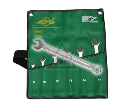 Набор комбинированных гаечных ключей, 6 шт. AIST 0010206A