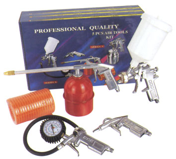 Набор пневмоинструмента Aist 91050510ae