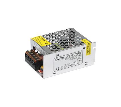 Блок питания КОМТЕХ DNW 40-12V-IP20