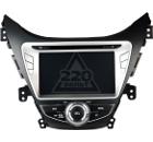 Штатное головное устройство TRINITY Hyundai Elantra 2012 ms-me1026