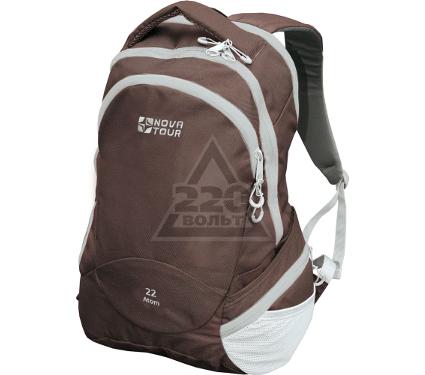 Рюкзак NOVA TOUR Атом 22 коричневый