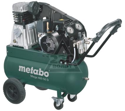 Компрессор поршневой METABO MEGA 400-50 D