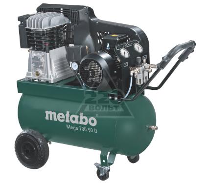 Компрессор поршневой METABO MEGA 700-90 D