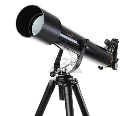 Купить Телескоп LEVENHUK Strike 80 NG (RU), телескопы
