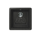 Мойка кухонная SCHOCK Quadro 50 (Quadro N-100S) Cristalite