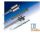 Набор сверл DREBO Drebur D41916-S  набор: 5-6-8-10мм
