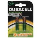 Аккумулятор DURACELL HR03-2BL (2/20) 2шт