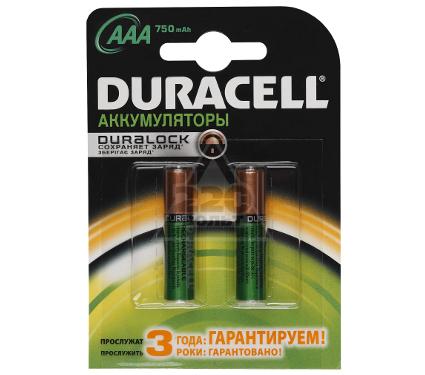 Купить Аккумулятор DURACELL HR03-2BL (2/20) 2шт, батарейки, аккумуляторы и зарядные устройства