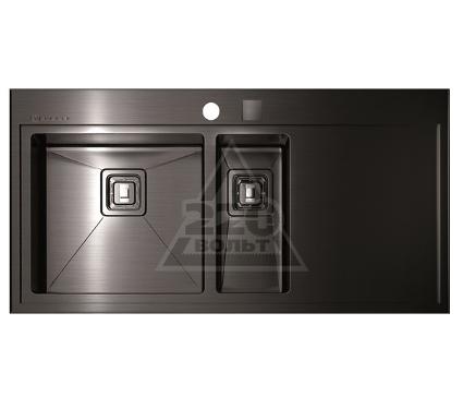 Мойка кухонная OMOIKIRI Akisame 100-2-IN-GM