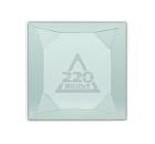 Зеркало DUBIEL VITRUM Diamante Silver 90х90
