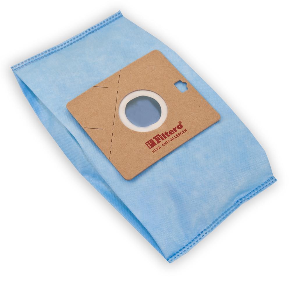 все цены на  Мешок Filtero Sam 02 xxl pack ЭКСТРА anti-allergen  онлайн