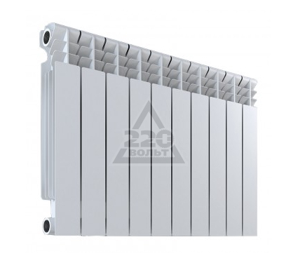 Радиатор биметаллический HEATEQ HRT500-10