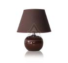 Лампа настольная ESTARES HOME AT09360 коричневый
