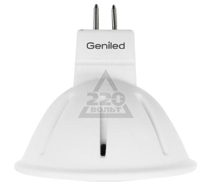 Лампа светодиодная GENILED GU5.3 MR16 7.5W 2700K