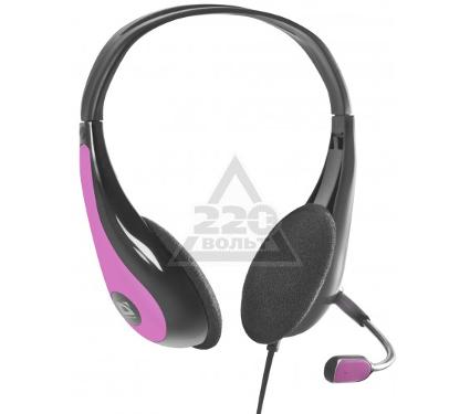 Компьютерная гарнитура DEFENDER Esprit HN-836 черный/фиолетовый