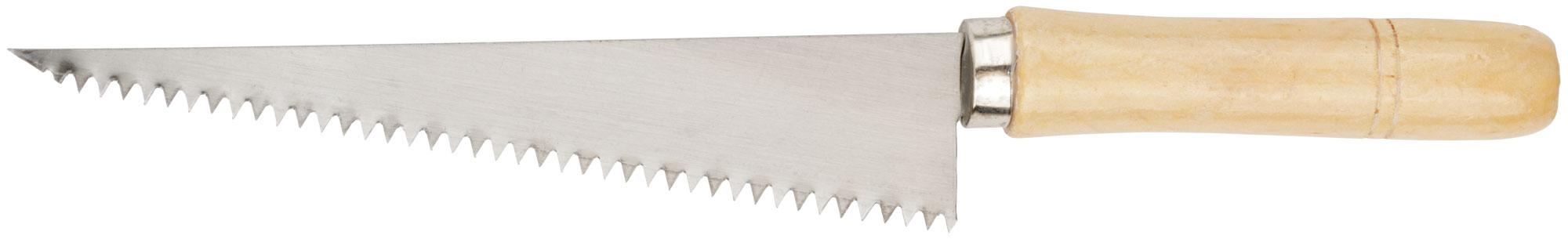 Ножовка по гипсокартону Fit 15375