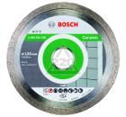 Круг алмазный BOSCH Standard for Ceramic  125 Х 22 корона (сплошной)