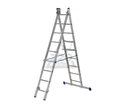 Лестница алюминиевая FIT 65424