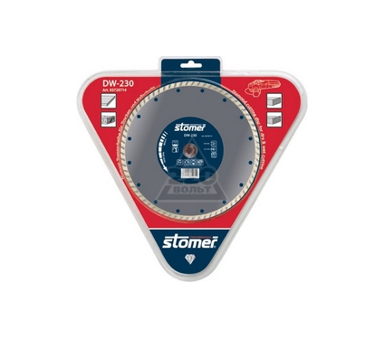 Круг алмазный STOMER DW-230