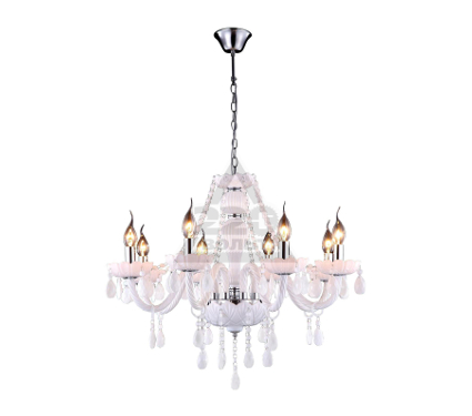Люстра ARTE LAMP A3964LM-8WH