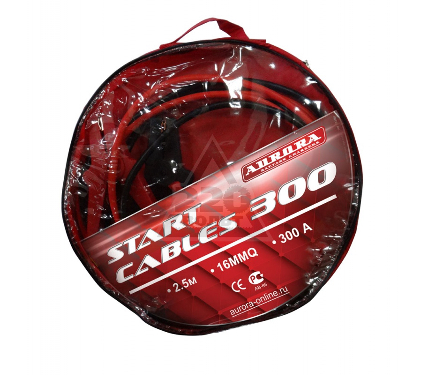 Провода для прикуривания AURORA START CABLES 300