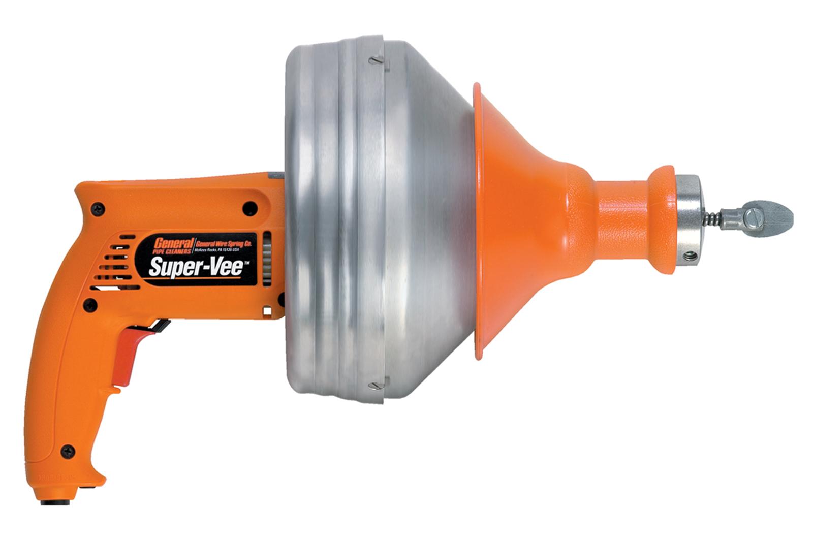 Прочистная машина General pipe Sv-c