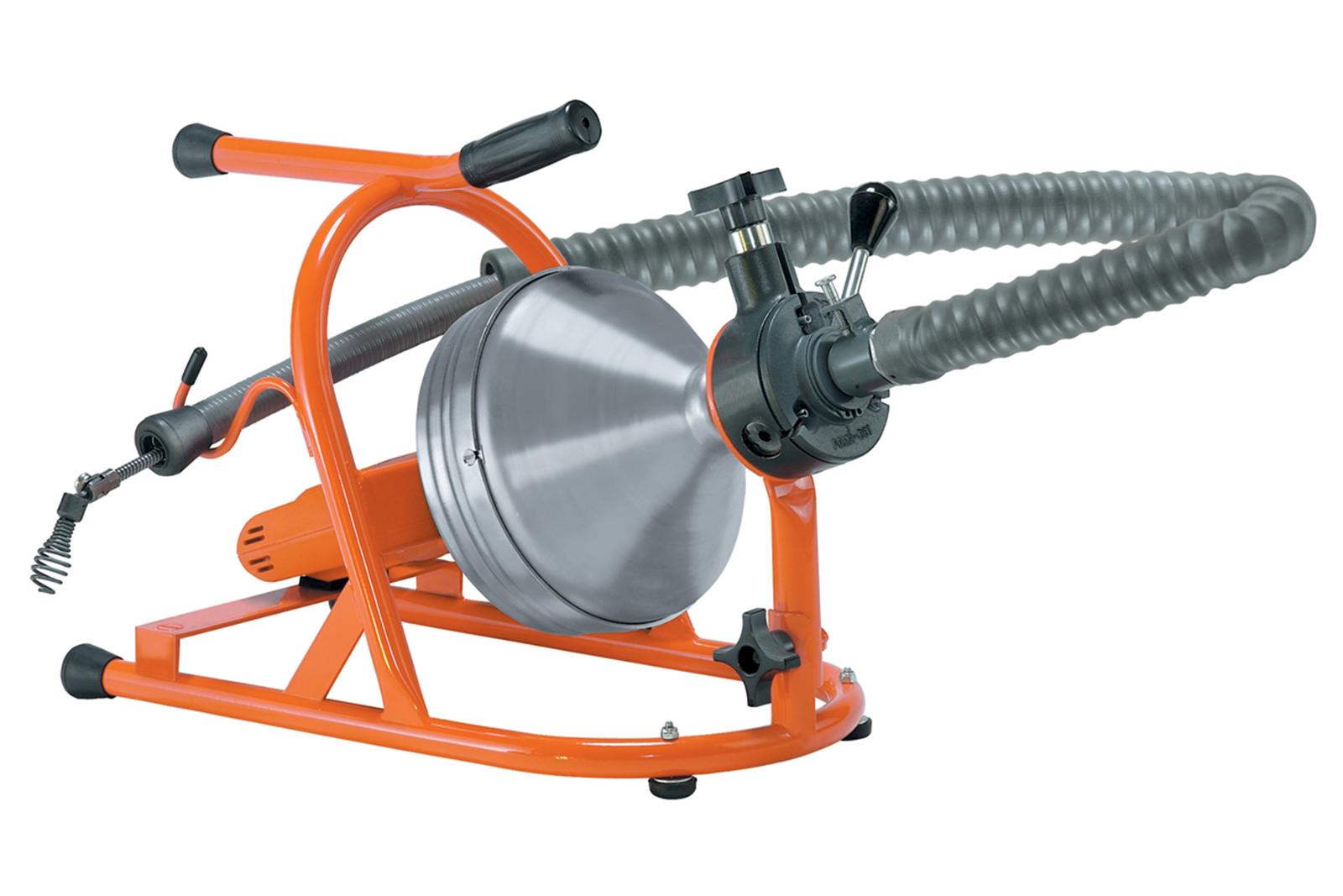 Прочистная машина General pipe Крот ph-dr-c