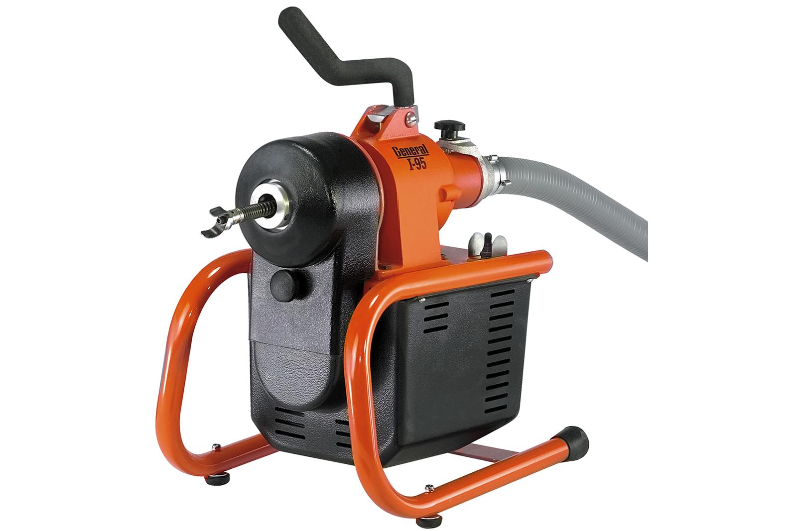 Прочистная машина General pipe K-95 i-95-f