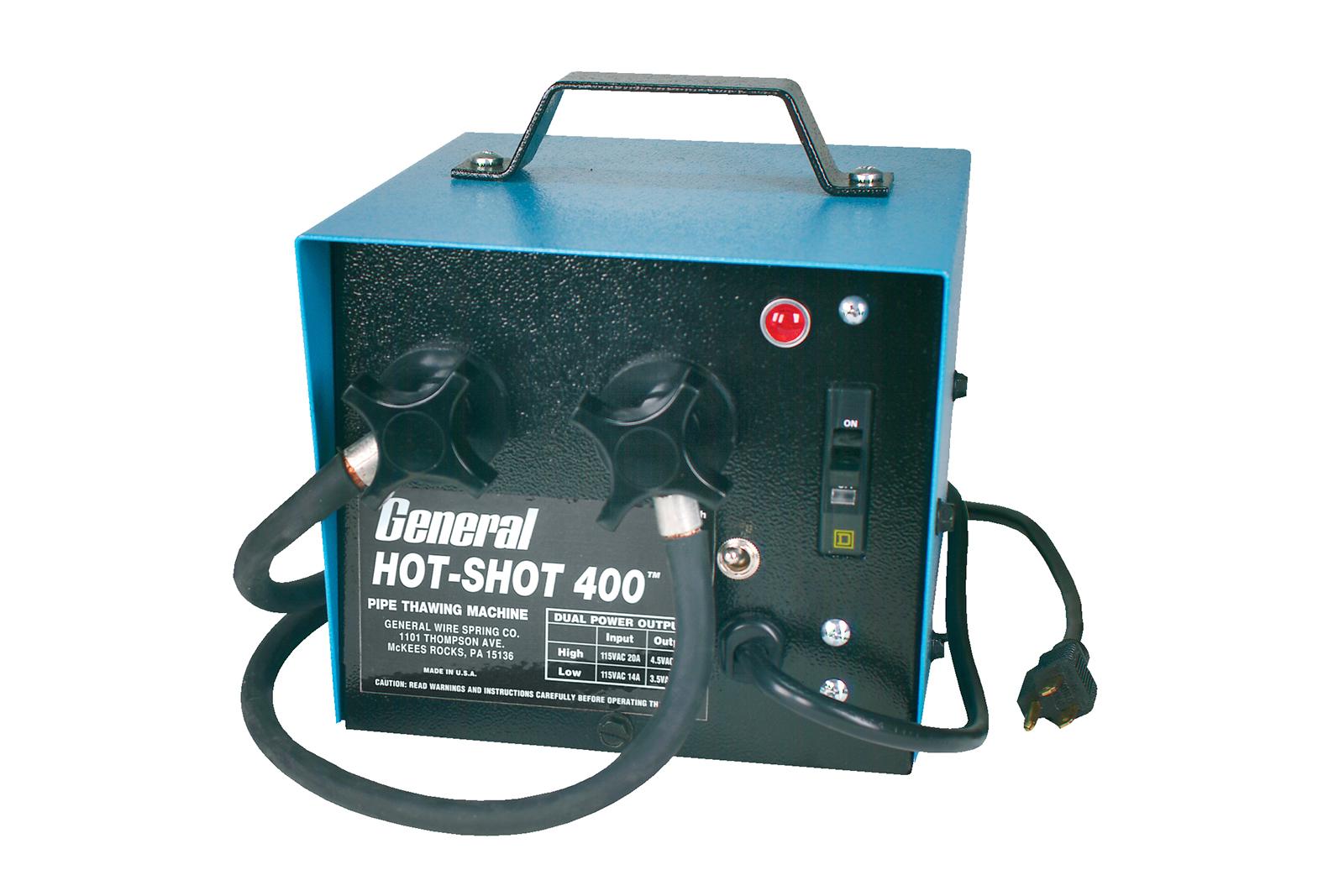 Размораживатель General pipe Дракон-400 hs-400