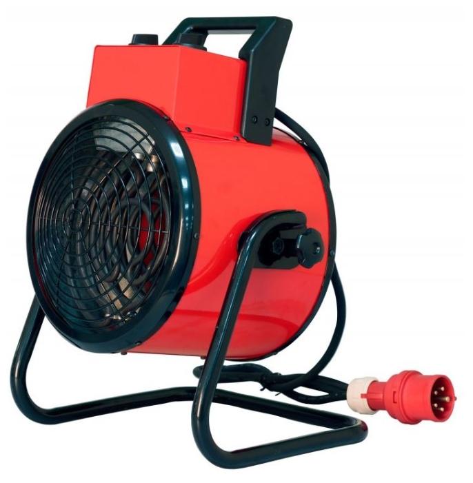 Электрическая тепловая пушка Aurora Heat plus 5000