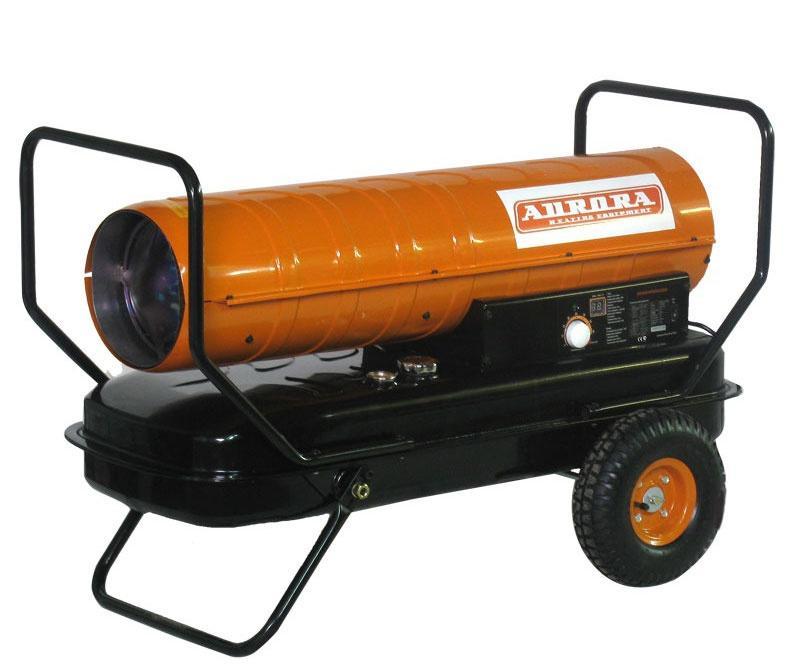 Дизельная тепловая пушка Aurora ТК-30000  цена и фото