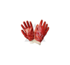 Перчатки ПВХ NEWTON per45 Гранат