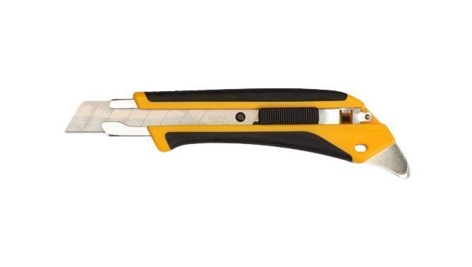 Нож строительный Olfa Ol-l5-al  нож olfa hobby craft models 12 5мм ol sk 7