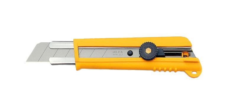 Нож строительный Olfa Ol-nh-1  нож olfa auto lock medium tough cutter ol mt 1