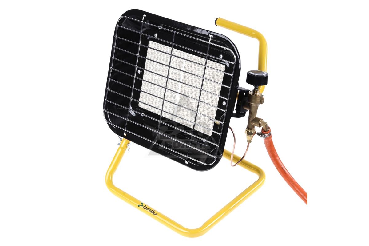 Инструкция газовый инфракрасный обогреватель