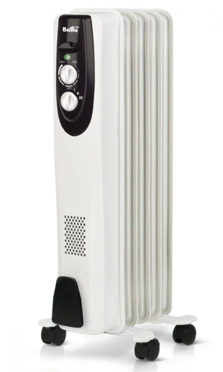 Масляный радиатор Ballu Boh/cl-05wrn 1000 стоимость
