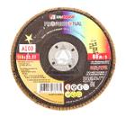 Круг Лепестковый Торцевой (КЛТ) ЛУГА-АБРАЗИВ КЛТ1 150 Х 22 Р100 (№16)