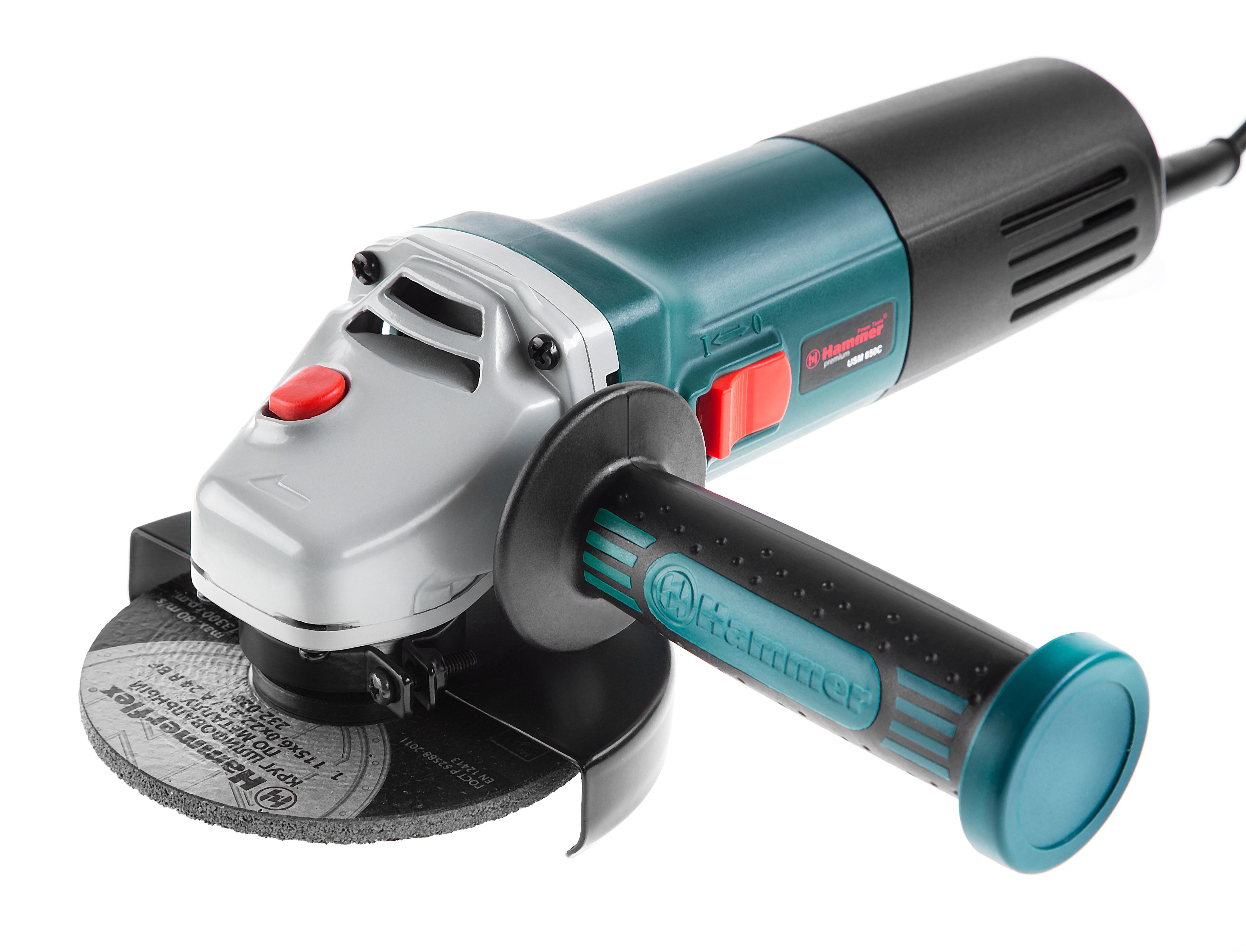 УШМ (болгарка) Hammer Usm850c premium