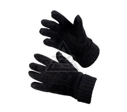 Перчатки утепленные DEQING XIONGYAN LEAHER ВЕЛЮР-трикотаж на Тинсулейте