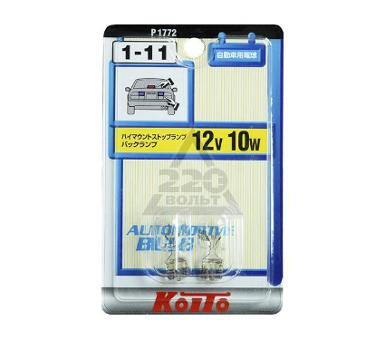 Лампа дополнительного освещения KOITO P1772
