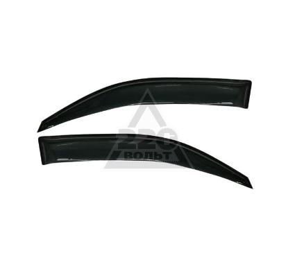 Дефлектор SKYLINE TOYOTA Camry (with 12mm chrome molding) 2011-